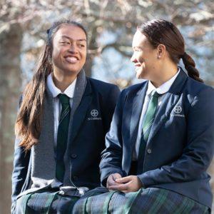 Endeavour scholarship girls